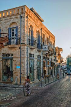 Old Limassol, Cyprus