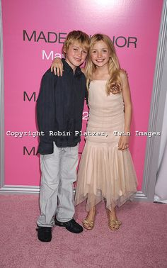 peyton list twin brother | Spencer List and sister Peyton List..arriving at The World Premiere of ...