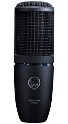 AKG P120 USB Enabled Condenser Microphone