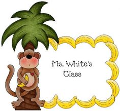 Ms. White's First Grade