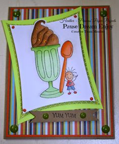 """A Summery Treat for the PDE Linky Party """"Food & Beverage"""""""