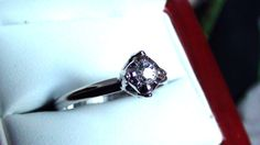 A PROMISE is a Promise Ring Cz Size 10 with 3mm  by LuisBlindFinds
