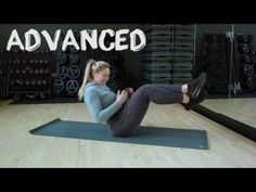 Watch Iskra Lawrence's Ab Workout For Tightening Your Waist   GETTING ACTIVE - Episode 015 - YouTube