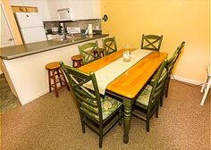 Dining Area  #EmeraldCoast #Destin #Vacation #Relax #DestinPalmsVacations #Condo #SunAndSand #Beach #Ciboney #MakeMemories #EmeraldWater #SugarWhiteSand #Florida