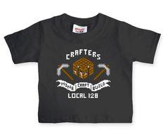 Minecraft Union Kids T-Shirt   #ditalu