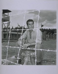 It appears James Garner did a little studying about the era while he was on location for The Great Escape.