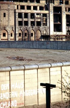 Potsdamer Platz, Haus Vaterland, 1976 Foto: U. Friedrich