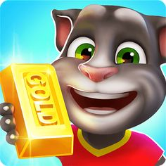 Outfit7 - Talking Tom Gold Run