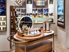 We have worked with the delightful Amore Pacific, Korea's largest cosmetics company, for some years now on a number of their brands. Cosmetic Display, Cosmetic Shop, Cosmetic Companies, Display Design, Store Design, Counter Design, Beauty Bar, Store Fronts, Retail Design