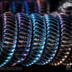 #coilart #coilporn #coilbuilds #vape #vapeporn #vapefamily #vapephotography #instavape