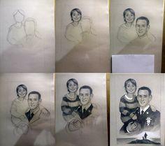 поэтапная рисовка портрета #art #sketch #draw #drawing #illustration #portait #pencildrawing #pencildraw #pencil #graphic #graphicillustration