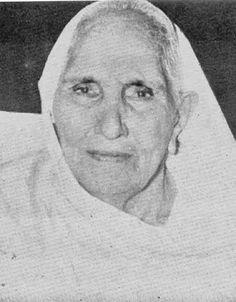 Mother of shaheed bhagat Singh ji