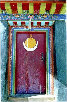 Viaggio, Tibet