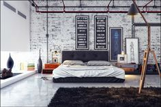 +Industrial Bedroom+ - {E}vermotion - Forum