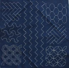 sashiko patterns free download | GEOMETRIC EMBROIDERY PATTERNS « EMBROIDERY & ORIGAMI