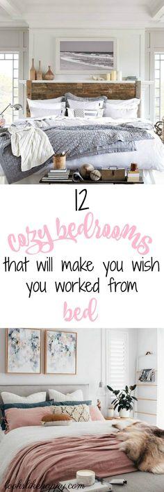 12 Cozy Bedrooms Tha