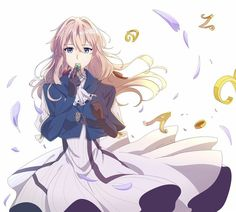 Violet Evergarden - a girl who changes fates!
