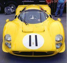 #Ferrari 330 #P3