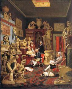 L' #acquistocompulsivo #Wunderkammer #stanzaDelleMeraviglie #Gallerie #Stranezze #JohannZoffany #CharlesTowneley #Biblioteca Approfondimenti su Glob-Arts: http://glob-arts.blogspot.it/2014/05/lacquisto-compulsivo.html #Chenepensate?