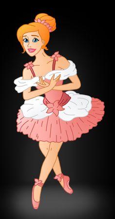 Disney Ballerina: Giselle by Willemijn1991