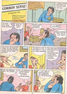 Amar Chitra Katha :: Suppandi the simple - Kri Sha - Picasa Web Albums Exam Quotes Funny, Comics Story, Archive, Simple, Albums, English, Easy, Picasa, Graphic Novels