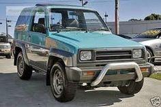 634 best feroza rocky rugger sportrak fourtrak taft freeclimber rh pinterest com Daihatsu Bee 1990 Daihatsu Rocky