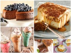 Five desserts to die for. We select our favourite dessert dishes of the year.