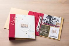 Customize the outside of the Cherry Project Life album! PLxSU
