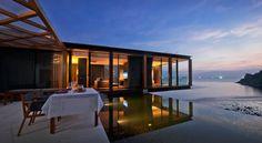 Design Hotels / Resort The Naka Phuket , Kamala Beach, Thailand