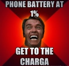 The 19 Stages Of Your Phone's Battery Life this just made me laugh out loud!