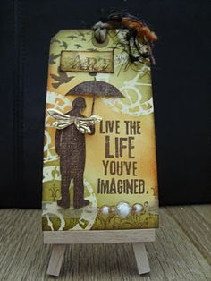 images tim holtz visual artistry life's possibilities | decided to use a lot of favorites on this tag,