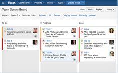 JIRA Agile - brilliant for Scrum and Kanban teams; Agile project management tool for Atlassian JIRA