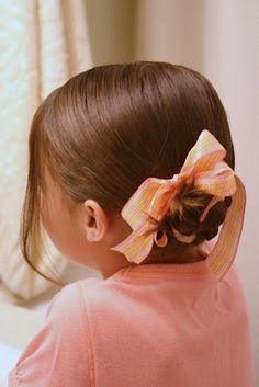 Lots of little girl hair styles!