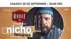 Regresa a Tijuana el trovador Nicho Hinojosa! Les gusta su manera se interpretar los éxitos de ayer y de hoy?