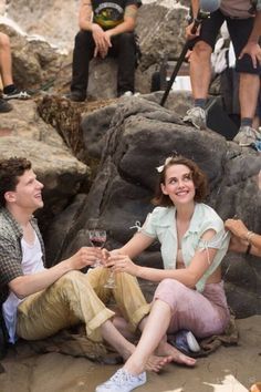 Behind the scenes of Woody Allen's Cafe Society.