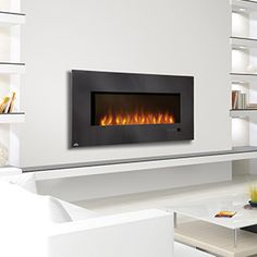 Napoleon Slimline Wall Mount Electric Fireplace EFL48H