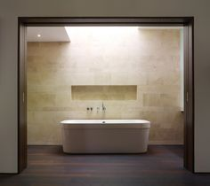 Modern Home Bathrom Niche Design, Pictures, Remodel, Decor and Ideas - page 19