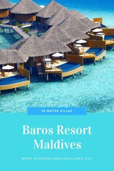 Maldives Water Villa, Maldives Beach, Maldives Honeymoon, Visit Maldives, Maldives Resort, Maldives Travel, Honeymoon Destinations, Polynesian Islands, Overwater Bungalows