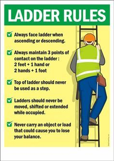 Health And Safety Poster, Safety Posters, Ladder Safety Training, Safety Pictures, Workplace Safety Tips, Safety Slogans, Workout, Poster Shop, Industrial Safety