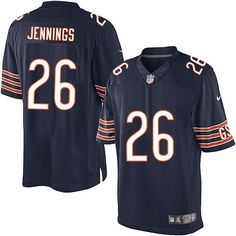 Nike Limited Mike Singletary Navy Blue Men s Jersey - Chicago Bears NFL Home 86f5ec3f3