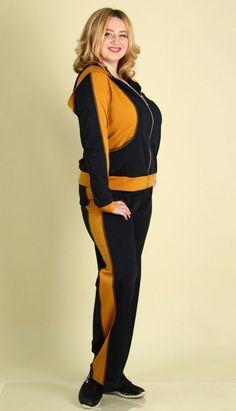 Выбираем сами женский спортивный костюм большого размера  Женщинам с нестандартными размерами не придется мучаться, выбирая спортивный костюм большого размера. Производители одежды предлагают достаточно моделей.