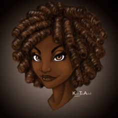 Curly by Shakira Rivers https://www.patreon.com/kiratheartist?ty=h http://kiratheartist.deviantart.com/ http://kiratheartist.tumblr.com/ https://www.instagram.com/kira_the_artist/ https://www.facebook.com/ArtOKiraTheArtist commission.kira@yahoo.com https://www.youtube.com/user/shaaaaaaaay https://twitter.com/KiraTheArtist