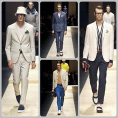 CANALI S/S 2015.