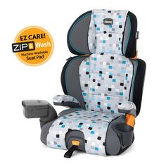 <p>Introducing the Chicco KidFit