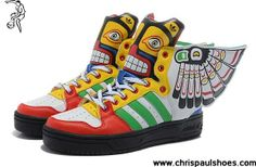 Latest Listing Discount Adidas X Jeremy Scott Wings 2.0 Totem Shoes Casual shoes Store