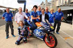 Grand Prix de France Moto - Louis Rossi aux couleurs de l'ACO ! | Site Officiel des 24 Heures Motos