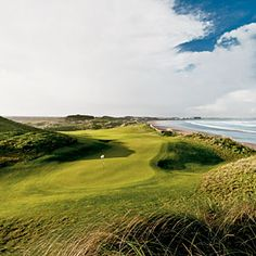 The Best Coastal Courses   Doonbeg Golf Club   CoastalLiving.com