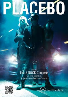 Placebo & Mercedes-Benz: The A ROCK Concerts