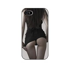 iPhone 5/iPhone 5S compatible Graphic/Special Design Back Cover – HKD $ 34.67