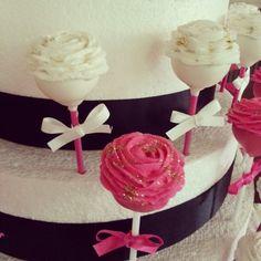 Weddingpops #iluvcakepops